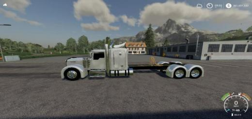 Photo of FS19 – Kenworth Wl900 Grill Beta