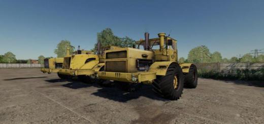 Photo of FS19 – Kirovets K-700/701 Tractor V1