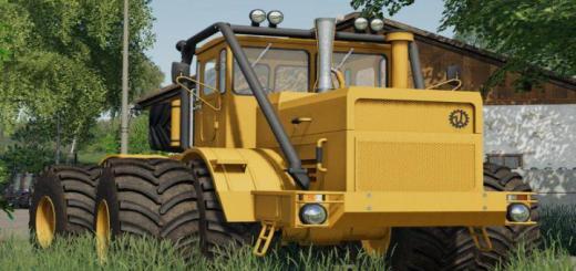 Photo of FS19 – Kirovets K700 Tractor V1
