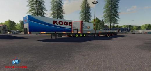 Photo of FS19 – Kogel Autoloader V2