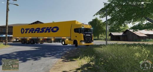 Photo of FS19 – Kogel Trasko Auto-Loading V2.1