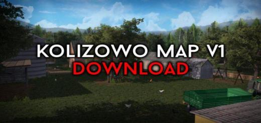 Photo of FS19 – Kolizowo Map V1