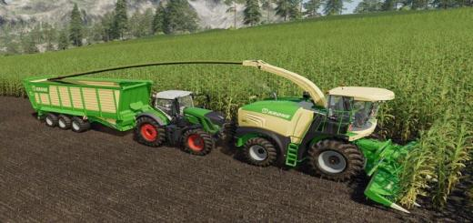 Photo of FS19 – Krone Bigx 580 V1.0.0.1