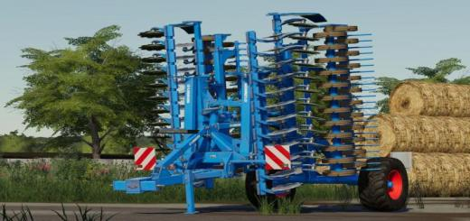 Photo of FS19 – Lemken Heliodor 9/600 V1