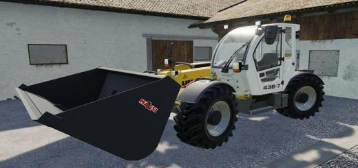 Photo of FS19 – Liebherr Tl 436-7 V1.0.0.1