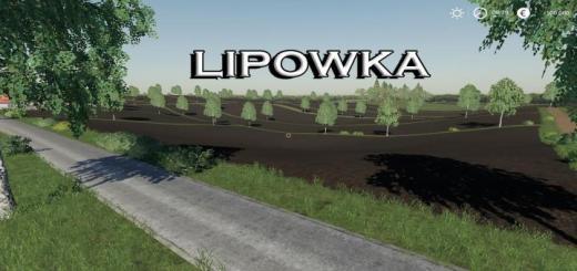 Photo of FS19 – Lipowka Map V1