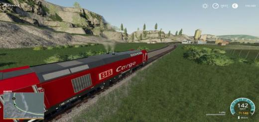 Photo of FS19 – Loco Series 285 Traxx Br285 V2.0