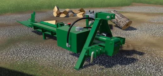 Photo of FS19 – Logsplitter V1