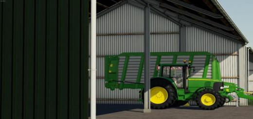 Photo of FS19 – Machinesheds V1