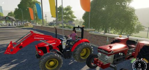 Photo of FS19 – Massey Ferguson Pack