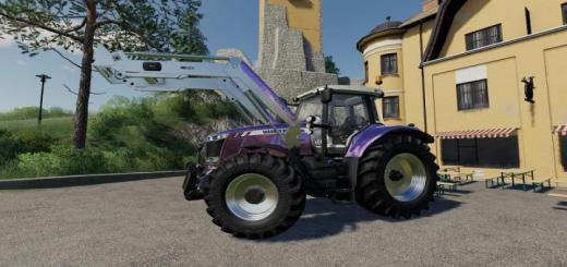 Photo of FS19 – Melli Design Mf-7700 V1