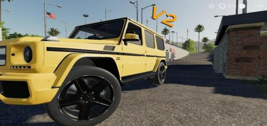 Photo of FS19 – Mercedes-Benz G65 V2