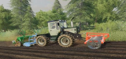 Photo of FS19 – Mercedes Benz Trac 700-900 Beta