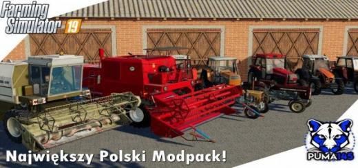 Photo of FS19 – Modpack Polskich Maszyn