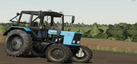 Photo of FS19 – Mtz 82.1 Tractor