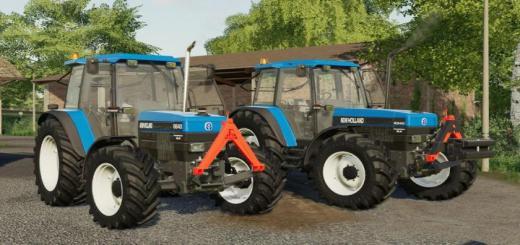 Photo of FS19 – New Holland 40Er Pack V1