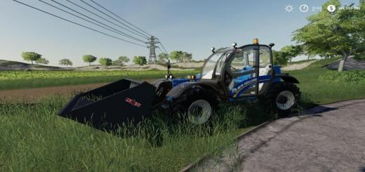 Photo of FS19 – New Holland Lm 7.42 V1.0.1.0