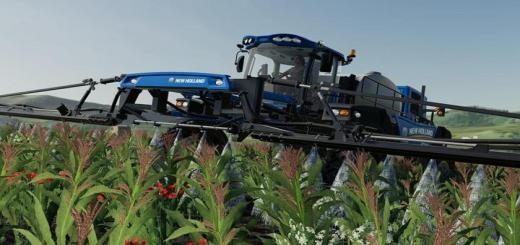 Photo of FS19 – New Holland Sp400F V1.0.0.1