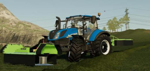 Photo of FS19 – New Holland T5 Serie V1