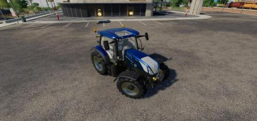 Photo of FS19 – New Holland T6 Blue Power V1.0.0.1