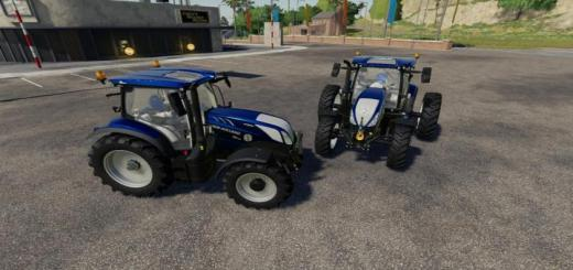 Photo of FS19 – New Holland T6 Blue Power V1.0.0.2