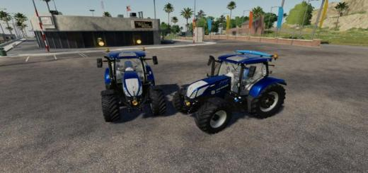 Photo of FS19 – New Holland T6 Blue Power V1.0.0.3