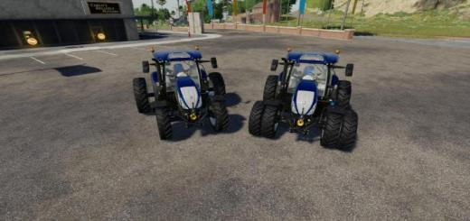Photo of FS19 – New Holland T6 Blue Power V1.0.0.4
