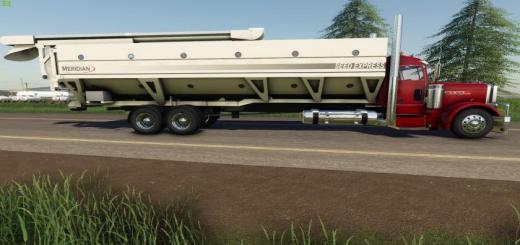 Photo of FS19 – Peterbilt Tender Truck V1