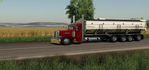 Photo of FS19 – Peterbilt Tender Truck V2
