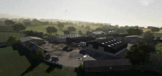 Photo of FS19 – Petervill Farm Map V1