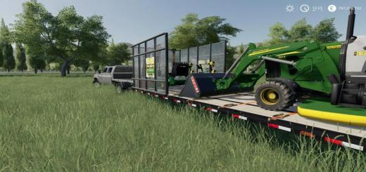 Photo of FS19 – Pj 40Ft Lawn Care Trailer V1