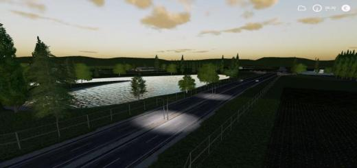 Photo of FS19 – Pomurska Ravnica Map V1.2