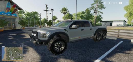 Photo of FS19 – Remake Ford Velociraptor V1.0.0.1