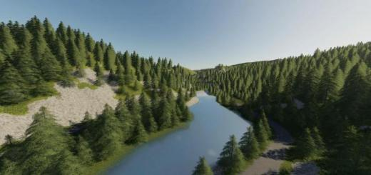 Photo of FS19 – Rogue River Map V1.1