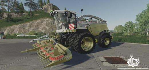 Photo of FS19 – Rostselmash F2650 V1