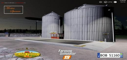 Photo of FS19 – Silo Organic Product By Bob51160 V1