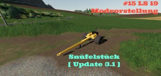 Photo of FS19 – Snufelstuck V4