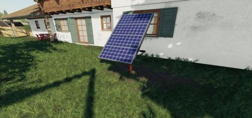 Photo of FS19 – Solar Panel V1