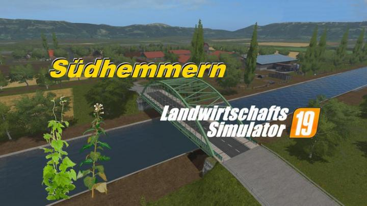 FS19 - Sudhemmern Multifruit Map V3