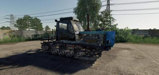 Photo of FS19 – T-150 Tracked Htz V1