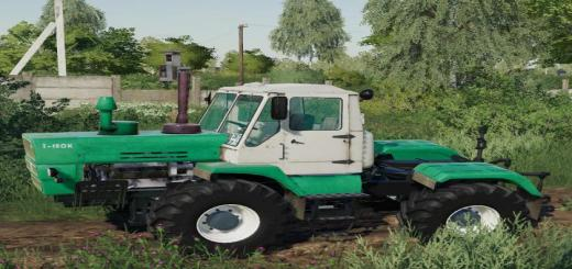 Photo of FS19 – T150K Green V1