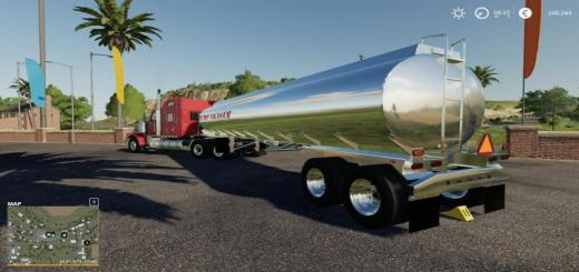 Photo of FS19 – Tanker V1.1