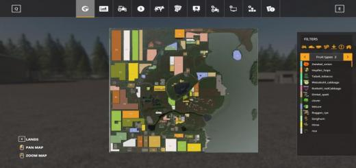 Photo of FS19 – Tervalehti Multifruit Map V1.0.0.2