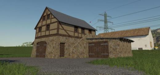 Photo of FS19 – Timberframed Houses V1