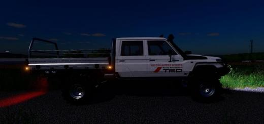 Photo of FS19 – Toyota Land Cruiser 70 V1