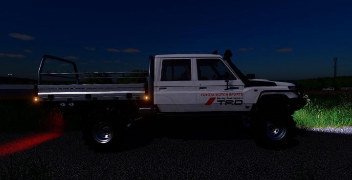 FS19 - Toyota Land Cruiser 70 V1