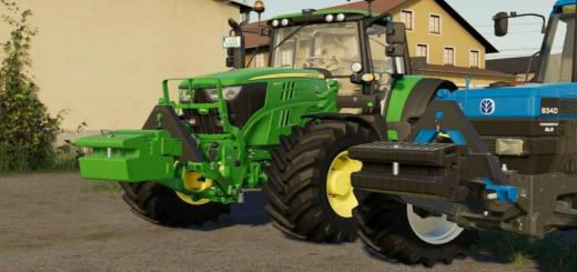 Photo of FS19 – Tractor Triangle Pack V1.0.0.1