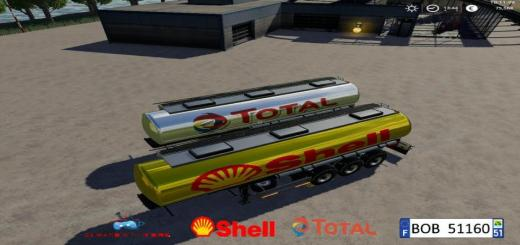 Photo of FS19 – Trailer Total Shell By Bob51160 V1.0.0.2