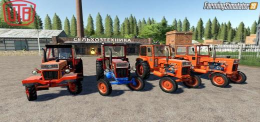 Photo of FS19 – Universal Utb Old Romanian Pack Tractors V1