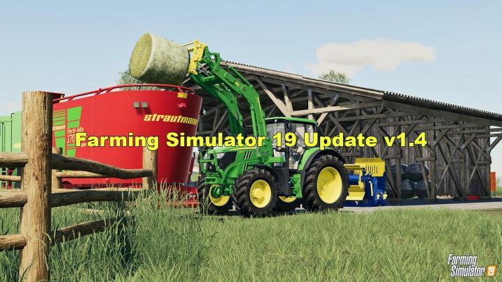 FS19 - Update V1 4 - Farming Simulator 19 Mods Place